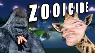 Download ANIMAL CRUELTY - Zooicide Gameplay Video