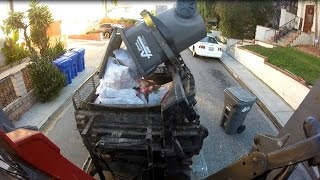 Download GoPro on Cab Ride-Along - A Garbage Day in Redondo Beach Video