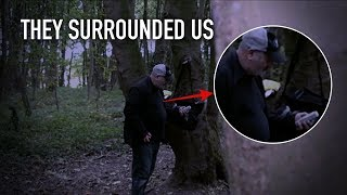 Download WITCHES WOODS REDEMPTION HAUNTED FINDERS SPECIAL (THEY SURROUNDED US) Video