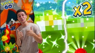 Download THERE'S NO WAY... DOUBLE Shiny Catches in Japan! (Pokémon GO) Video