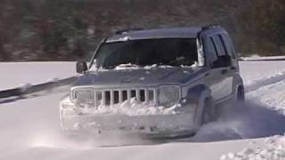 Download 2010 Jeep Liberty 4X4 Review Video