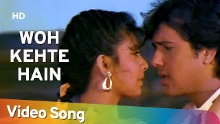 Download Woh Kehte Hai Humse | Govinda | Kimi Katkar | Dariya Dil | Old Hindi Songs | Nitin Mukesh Video