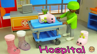 Download Craziest Day At the Playmobil Childrens Hosptial - Crazy Weird Shopkins Medical Video Video