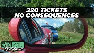 Download How I got 220 tickets but kept a clean driving record Video