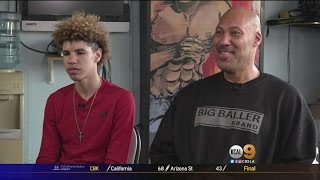 Download LaMelo Ball Discusses Historic Game Video