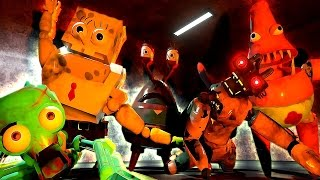 Download THE GANGS ALL HERE IN THE END!! | Five Nights at the Chum Bucket - Part 3 Video