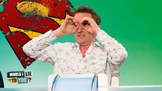 Download Mackiavellian Superpowers - Lee Mack on Would I Lie to You? Video