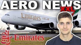 Download Die EMIRATES-Geschichte! AeroNews Video