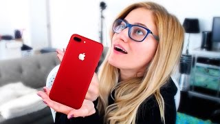 Download Red iPhone 7!!?? Video
