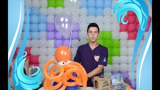 Download POLVO ARRANJO DE CHÃO - Tema Fundo do Mar Video
