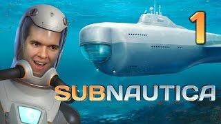 Download CSAPJUNK A HABOK KÖZÉ! | Subnautica #1 (magyar / hun gameplay) Video