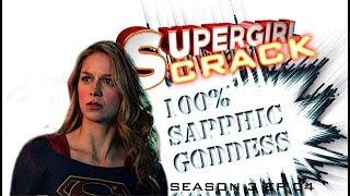Download SUPERGIRL CRACK 3X04 || #100%SapphicGoddess Video