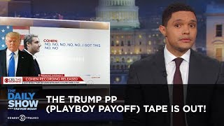 Download The Trump PP (Playboy Payoff) Tape Is OUT! | The Daily Show Video