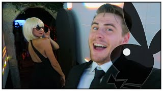 Download Vlog 20: Getting a Lapdance at the Playboy Mansion! Video