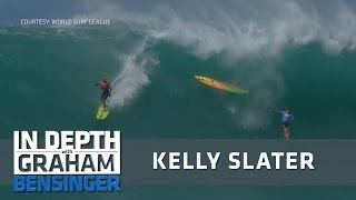 Download Kelly Slater on the wipeout that nearly killed him Video