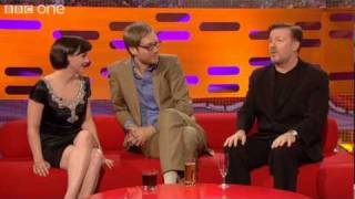 Download Christina Ricci's Armpit Hair - The Graham Norton Show - BBC One Video