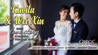 Download Chinese Groom Marries his dream Punjabi Girl // Wei Xin + Kavita Video