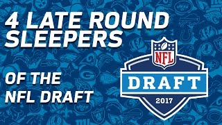 Download 4 Sleeper Rookies You Should Keep an Eye On   2017 NFL Draft Gems   Move the Sticks Video