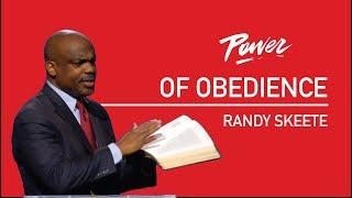 Download 5   Power Of Obedience - Randy Skeete Video