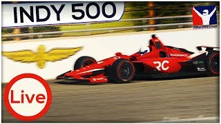 Download Les 500 Miles d'Indianapolis - iRacing (FR) Video