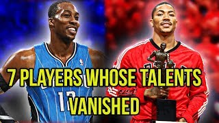 Download 7 NBA Players Whose Talents VANISHED Video