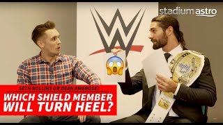 Download Seth Rollins reveals which member of The Shield could turn heel next! Video