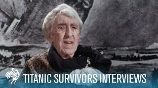 Download Titanic: The Facts Told By Real Survivors | British Pathé Video