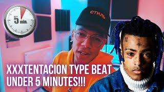 From Scratch: An XXXTENTACION SAMPLED SONG in 8 minutes | FL Studio