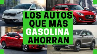 Download Los autos más AHORRADORES de GASOLINA del 2018 | Motoren Mx Video