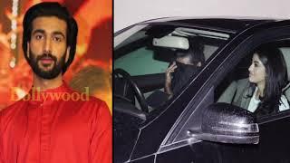 Download अमिताभ बच्चन की नातिन नव्या संग दिखे मिजान जाफरी ने क्यों छिपाया चेहरा, बताई असल वजह !! Video