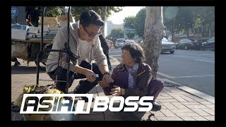 Download We surprised a Korean grandma living on $2 a day | ASIAN BOSS Video