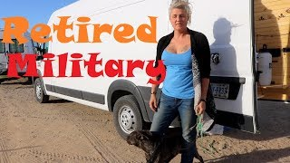 Download Ex-Military Living On The Road In A Self Built Campervan Video