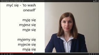 Download Polish for beginners. Lesson 5. Reflexive verbs - ″się″ Video