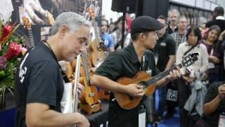 Download Come Together (Beatles) Jake Shimabukuro w/ Jay Molina Video