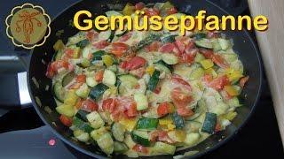 Download Gemüsepfanne Video
