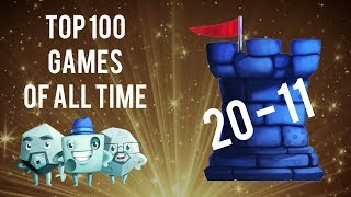 Download Top 100 Games of All Time: #20 - #11 Video