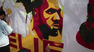 Download LeBron James' Epic 2016 Playoffs and Finals Video