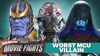 Download Worst Marvel MCU Villian? - DRUNK MOVIE FIGHTS Video