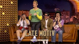 Download LATE MOTIV - 'El reencuentro' | #LateMotivNavidad Video