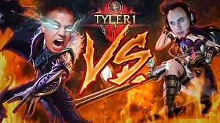 Download TYLER1 VS PHREAK FULL GAME Video