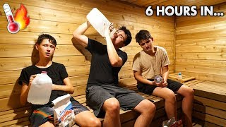 Download Last One To Leave WORLDS HOTTEST Room Wins $5,500 (IMPOSSIBLE) Video