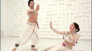 Download Kathak Fusion dance by Svetlana Tulasi & Kumar Sharma   Tera Chehra by Adnan Sami Video