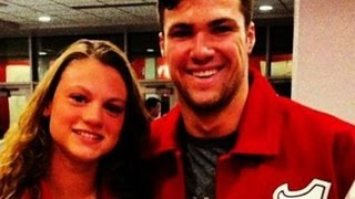 Download University swimmer died saving girlfriend from Alabama tornado Video