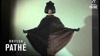 Download Fashion Awards - Technicolor. (1963) Video