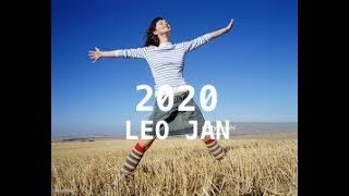Download LEO JANUARY 2020 Psychic Tarot Amazing spooky accurate Video