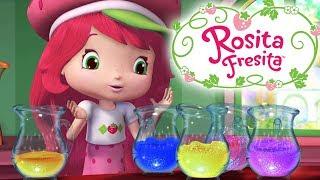 Download Rosita Fresita 🍓 Ayudantes de limpieza de Strawberry 🍓 Aventuras en Tutti Frutti Dibujos Animados Video