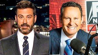 Download Jimmy Kimmel Demolishes Brainless Fox Host, Calls Him 'Phony Little Creep' Video