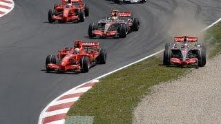 Download Melhores momentos Gp da Espanha 2007 (vitória de Felipe Massa) Video