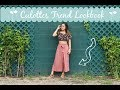 Download How to style culottes | Summer Lookbook Video