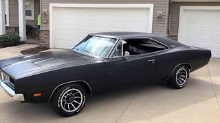 Download 1969 Dodge Charger R/T Video